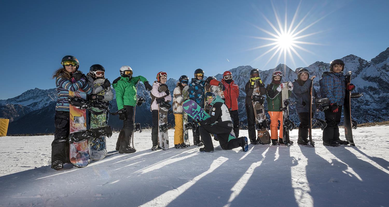 snowboard, Snowboard